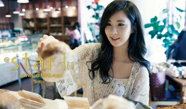 @star1 Unveils Girls' Generation's Seohyun's Gorgeous Spread