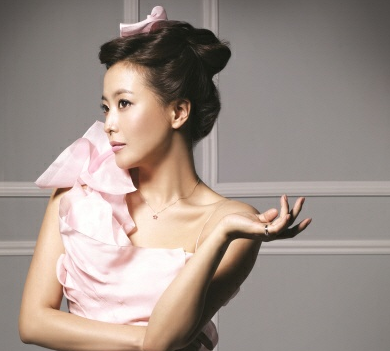 "Kim Hee Sun: ""I'm the Prettiest in South Korea"""