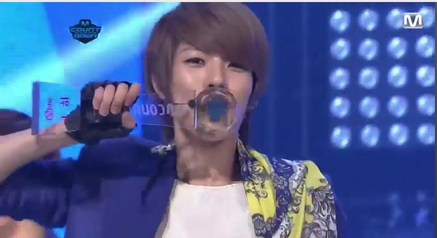 Mnet M! Countdown – June 7, 2012