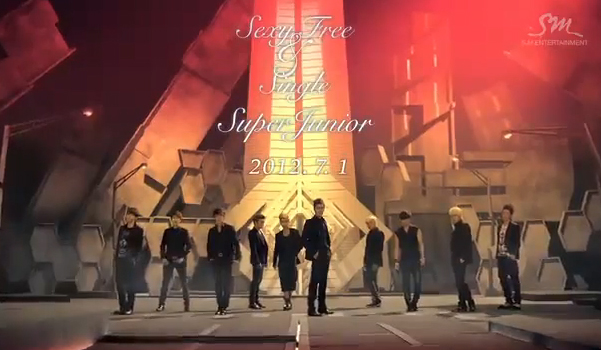 """Super Junior Releases MV Teaser for """"Sexy, Free & Single"""""""