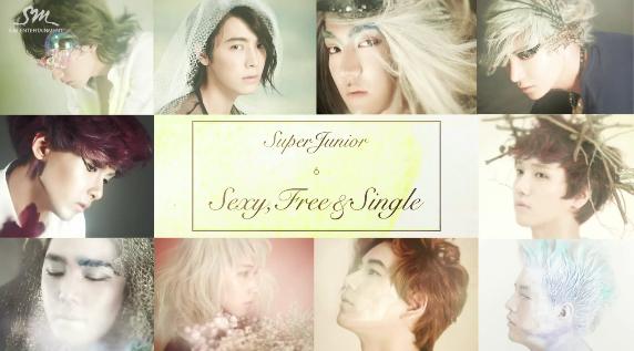 "Super Junior Releases ""Sexy, Free & Single"" Music Video"