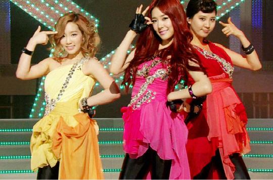 Weekly K-Pop Music Chart 2012 – June Week 1