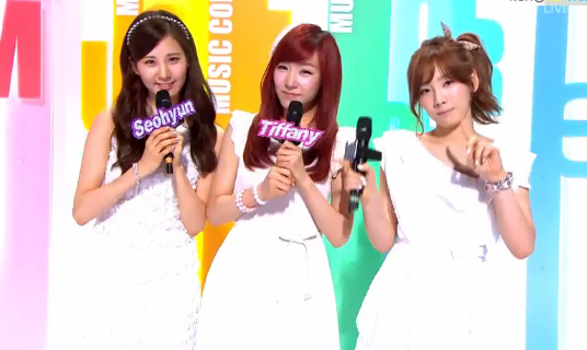 MBC Music Core 06.30.12