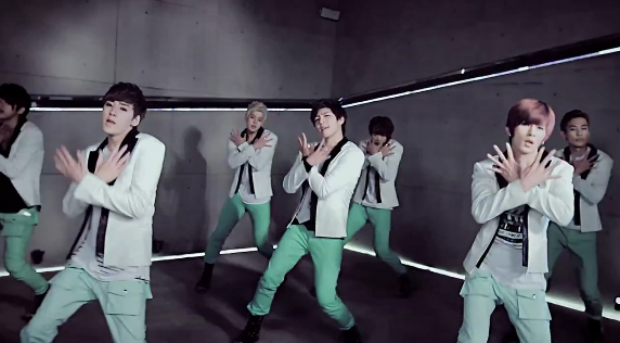 """U-KISS Releases Music Video for """"Believe"""""""