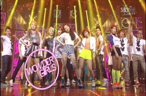 Wonder Girls Like This