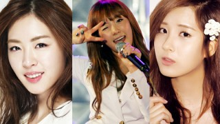 Lee Yeon Hee, Taeyeon, and Seohyun