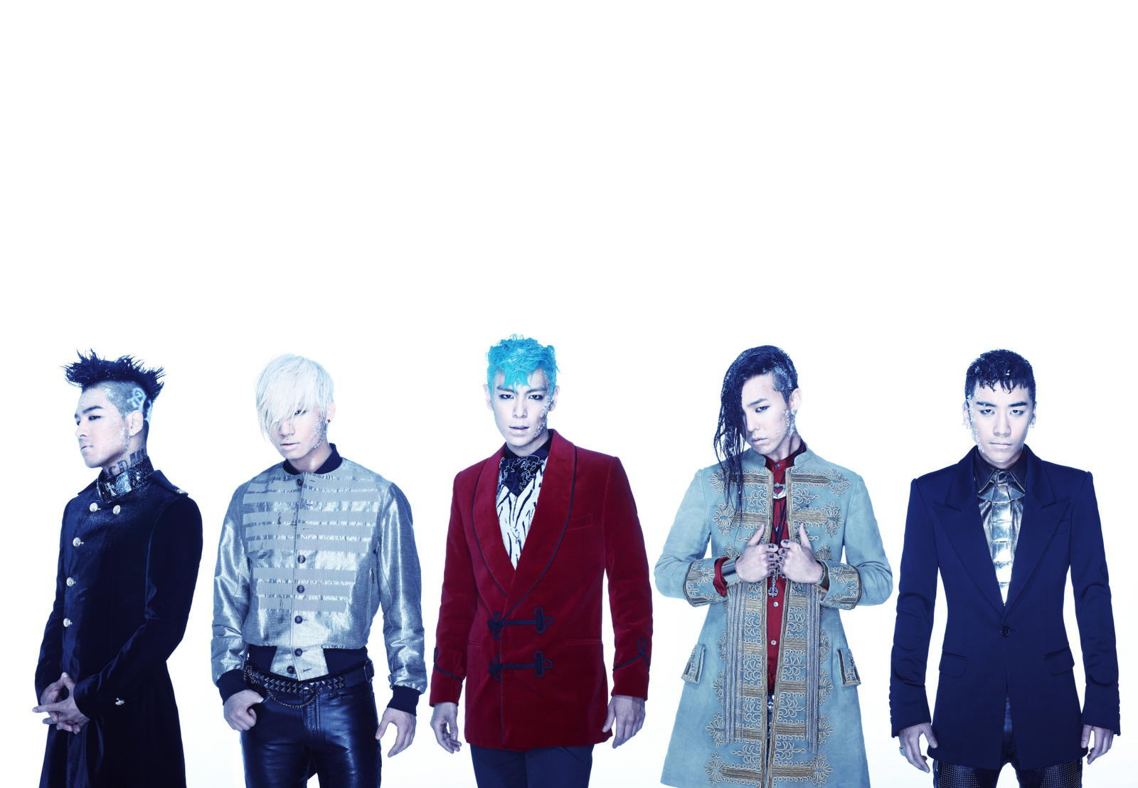 Big Bang to Perform Live in Singapore on September 28