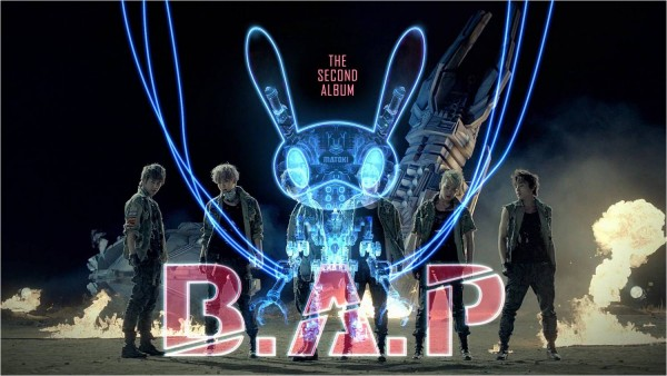 B.A.P Ranks #1 on Malaysian K-Pop Chart