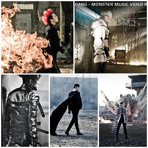 "Big Bang Releases ""Monster"" MV!"