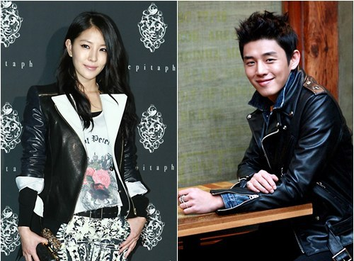"BoA's Ideal Man is ""Fashion King"" Yoo Ah In"