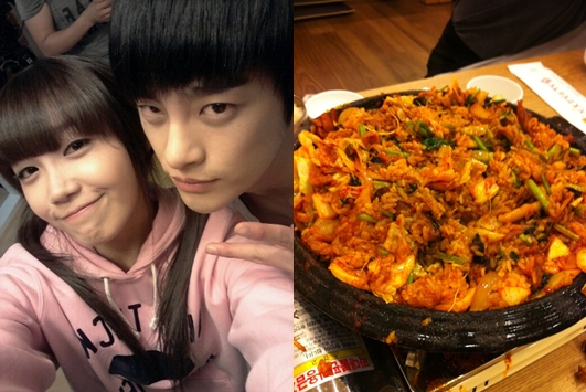 A Pink's Eunji and Seo In Gook Go on a Date – Another Celebrity Couple in the Making?