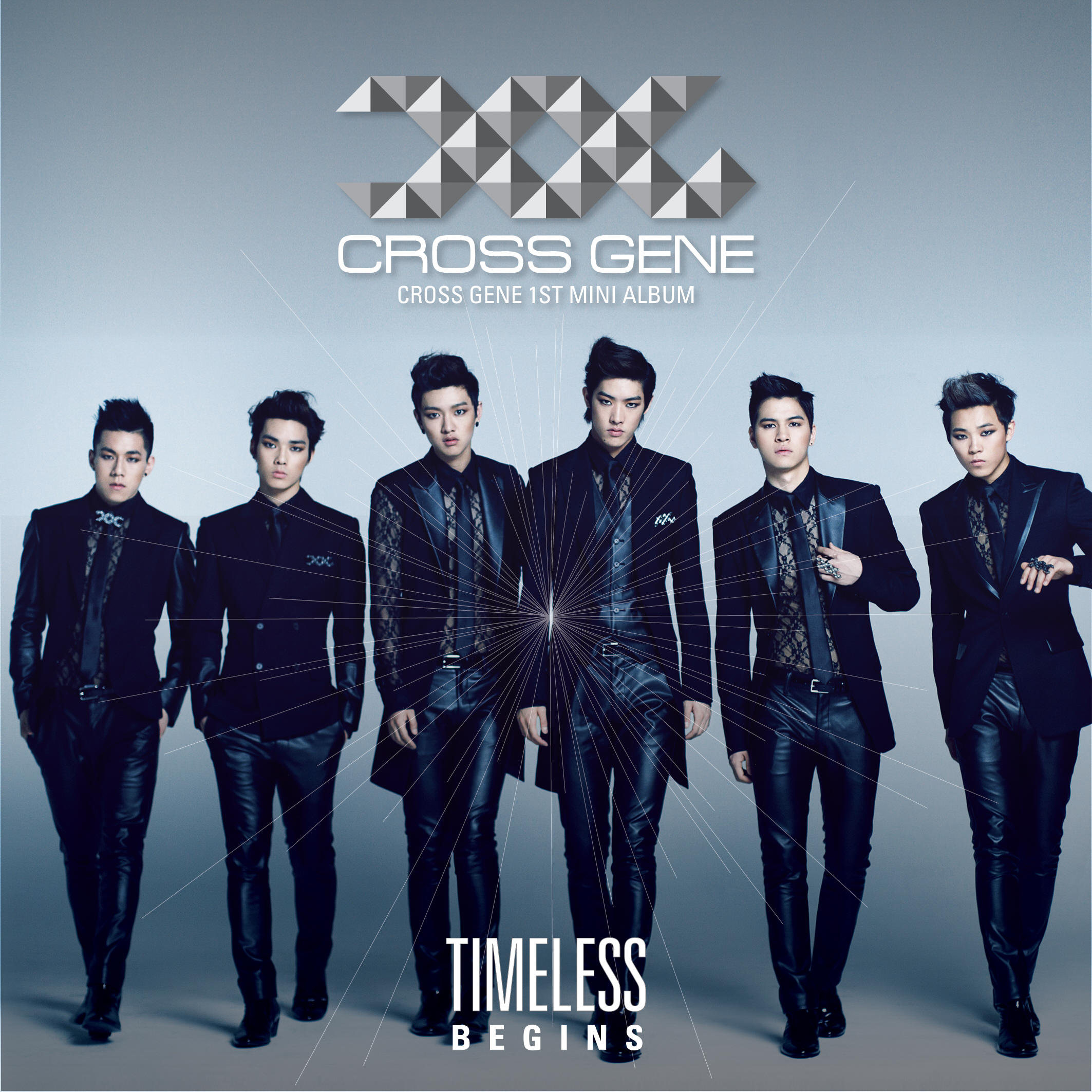 "Multinational Rookie Group Cross Gene Aims to be #1 in Asia and Unleashes MV for ""La-Di Da-Di"""