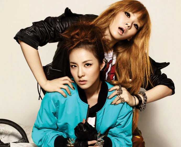 CL Reveals Sandara Park's Drunken Habits