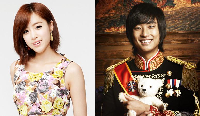 "T-ara's Eunjung to Romance Joo Ji Hoon in Upcoming Drama ""Five Fingers?"""