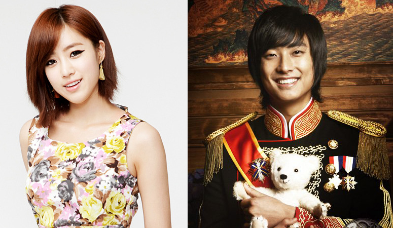 "T-ara's Eunjung to Romance Joo Ji Hoon in Upcoming Drama ""Five Fingers?"""