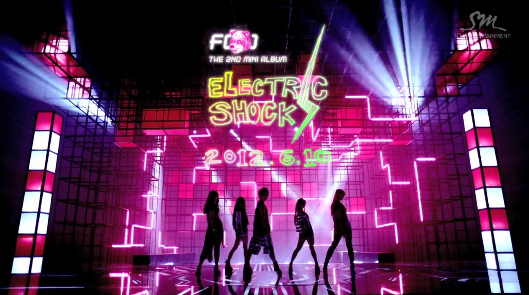 "f(x) Unveils Teaser to ""Electric Shock"" MV"