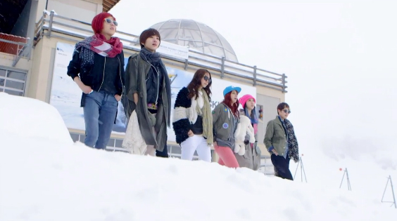 "GangKiz Release Drama Version MV for ""MAMA"""