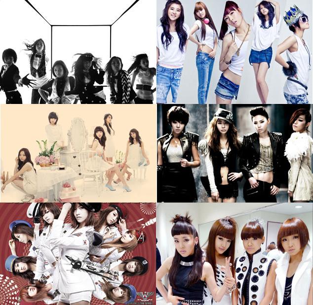 The Best Of the Best Idols Chosen By 100 K-Pop Idols