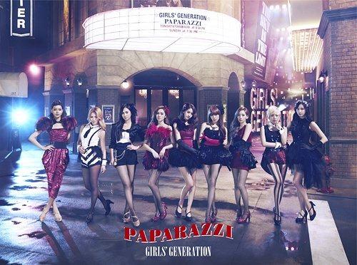 "Girls' Generation Looking Hot in ""Paparazzi"" MV"