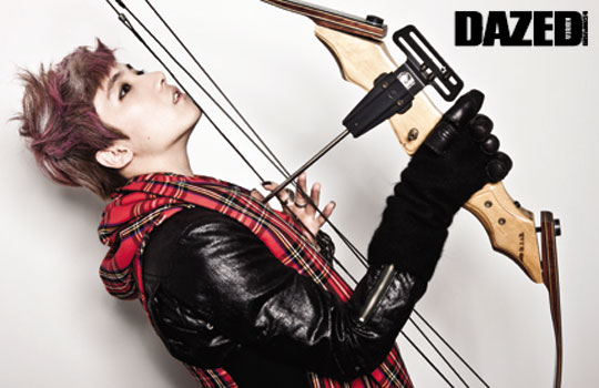 FT Island's Lee Hongki Takes First Solo Magazine Photo Shoot for the London Olympics