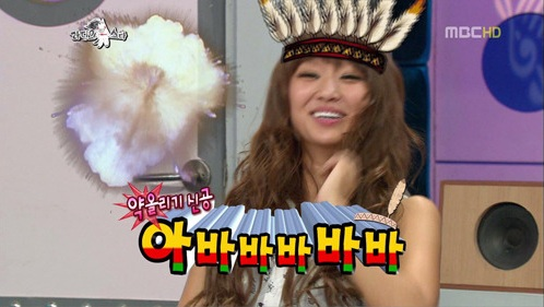 Bada Says SISTAR's Hyorin Looks Like a Native American Chief's Daughter