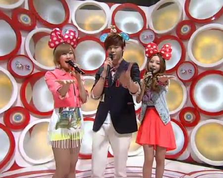 SBS Inkigayo Performances 06.10.12