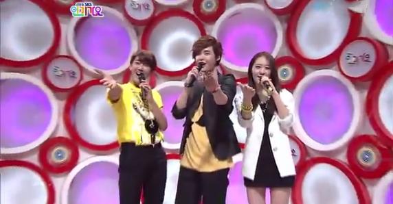 SBS Inkigayo Performances 06.24.12