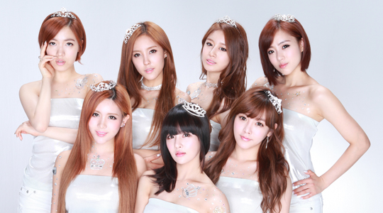 T-ara's First Official Japanese Album Reaches #2 on Oricon Album Chart