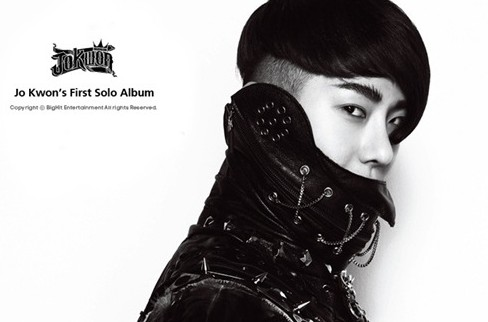 Jo Kwon Unleashes Dark Teaser Images for Upcoming Solo Album