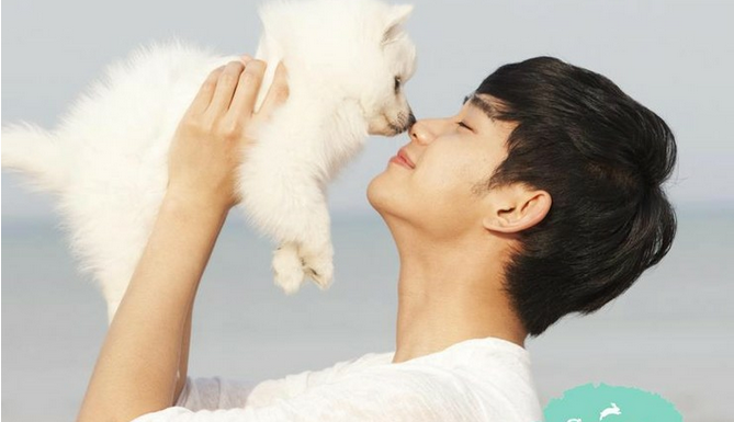 Netizens Notice Kim Soo Hyun's Kissing Habit