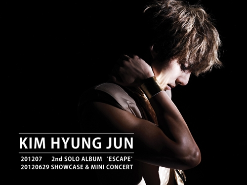 Kim Hyung Jun to Hold Come Back Showcase on June 29
