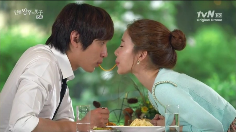 The Best Kdrama Kiss as Selected by Netizens