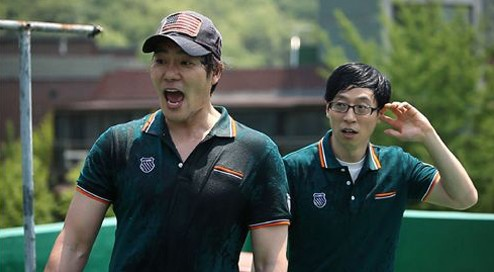"""Controversy on Actor Lee Tae Gon's Attitude Toward Yoo Jae Suk on """"Running Man"""""""