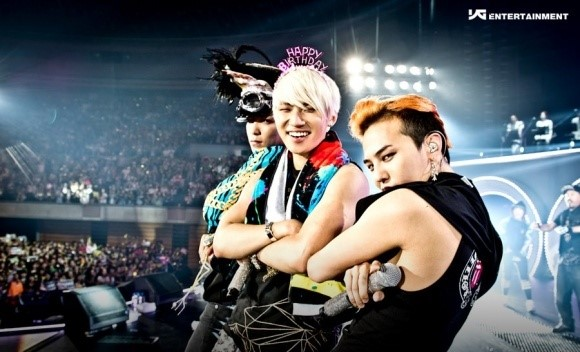"""Big Bang's """"Monster"""" MV Sets Record for Most Views in Shortest Time"""