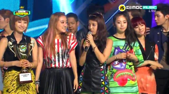 Show Champion 06.19.12 Performances