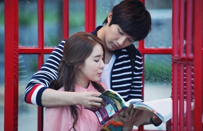 Ji Hyun Woo's Confession Puts Yoo In Na in a Sticky Situation