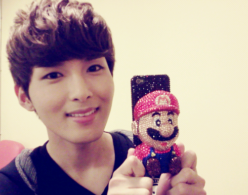 Super Junior's Ryeowook Celebrates Surprise Birthday Party at Highway Rest Stop