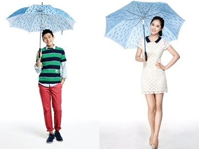 "Shin Min Ah, Yoo Ah In, Girls' Generation's Yuri and Others for ""Amore Pacific"""