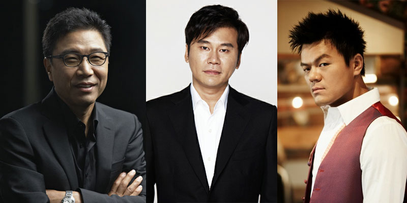 JYP Surpasses SM And YG In Second Quarter Sales Reports