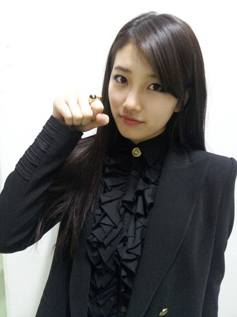 Miss A's Suzy Ranks as Most Popular Idol for First Half of 2012