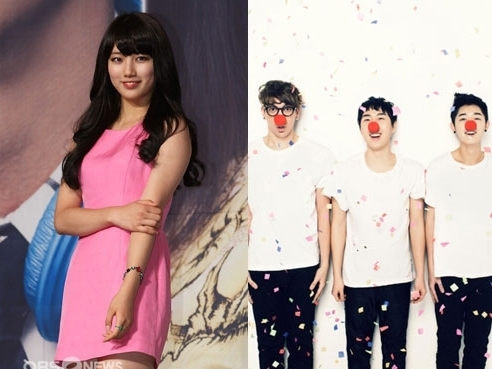 "Suzy and Busker Busker to Perform Together for Mnet ""20's Choice Awards"""