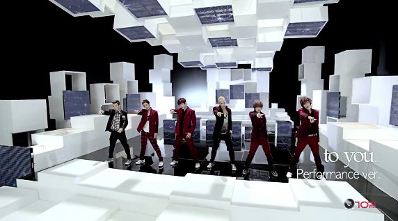 """Teen Top Releases Performance Ver. MV for """"To You"""""""