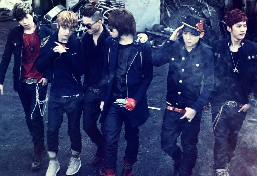 Teen Top Causes Event to Stop for Some Time Due to Large Crowd