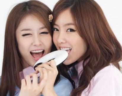 T-ara's Jiyeon and Hyomin Celebrates Birthday