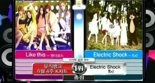 KBS Music Bank – 22 June, 2012
