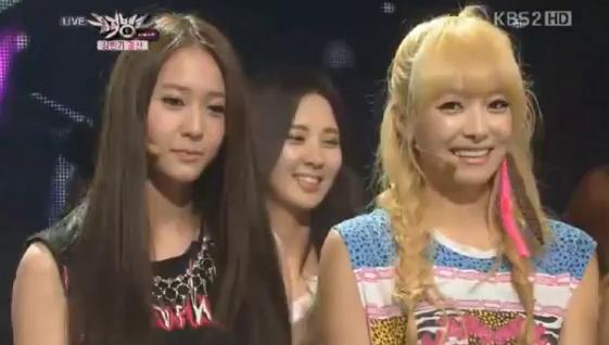 KBS Music Bank – 29 June, 2012
