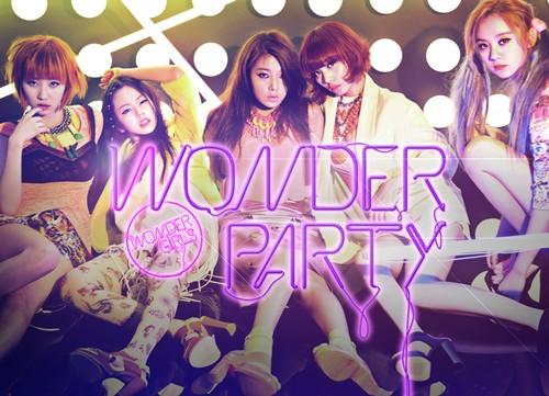 Wonder Girls to Hold Flash Mob Event