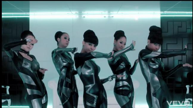 "Wonder Girls Release MV for ""Like Money"" feat. Akon"