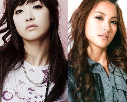 f(x)'s Victoria and Kara's Park Gyu Ri Talk about Disbandment Rumors