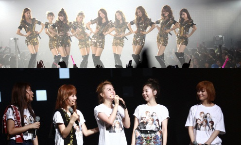 Girls' Generation and the Wonder Girls to Go Head to Head at Yeosu Expo